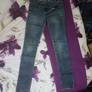 low rise Urban planet size 00 jeans